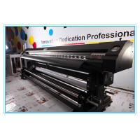 High Efficiency / Resolution Epson Sublimation Printer , Digital Textile Printer 3.2M Manufactures
