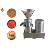 China Peanut Butter Automatic Food Processing Machines groundnut butter Production Line on sale