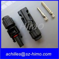 China best offer MC4 Cable Connector Male+Female Wire Solar Panel Cable Connector on sale