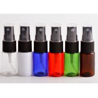 Quality Travel Size Fine Mist Spray Bottle 10ml Atomiser Six Color Options Easy To Carry for sale