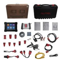 China Multi Languages Auto Diagnostic Tools , AUTEL MaxiSYS Pro MS908P Diagnostic System With WiFi on sale