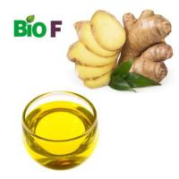 Chinese Medicine Pure Ginger Essential Oil  For Slimming Massage  And Food Grade Manufactures