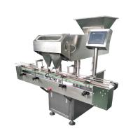 Fully - Automatic 16 Passageway Pharma Tablet Machine Capsule Counting Filling Manufactures