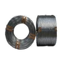Quality Low Carbon Steel Hot Dipped Galvanized Wire High Strength Corrosion Resistance for sale