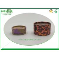 Colorful Printed Kraft Paper Tube Box Custom Stamping Logo For Gift Package Manufactures