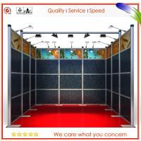 Portable Reusable Exhibition Booth Stand Structure Hybrid Modular Manufactures
