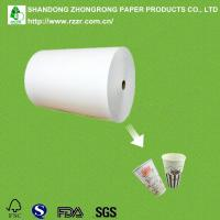 Quality cup stock paperboard with PE for sale