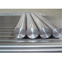 500 Bar Monel Nickel Alloy Excellent High Velocity Sea Water Resistance Manufactures