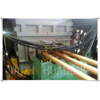 300mm Bronze Pipes Horizontal Continuous Casting Machine 0.3 Tons Melting Furnace