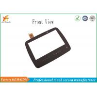 Waterproof Home Automation Touch Screen Panel 13.3 Inch For Furniture Appliance Manufactures