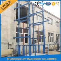 Construction Material Hydraulic Elevator Lift Manufactures
