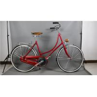 Cheap manufacturer price colorful hi-ten steel  26/28 size retro lady bicycle  for sale Manufactures