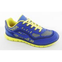 Durable Antislip Customized Sport Running Shoes KPU Upper / EVA Sole Manufactures