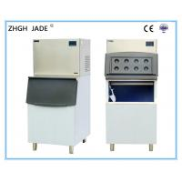 220V 50Hz Automatic Ice Maker  , High Efficiency Commercial Ice Machine Manufactures