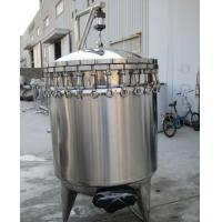 China High Pressure Vertical Autoclave , Easy Operate Food Sterilizer Machine on sale