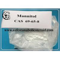 Mannitol Odorless White Free Flowing Granules Sweet Taste CAS 69-65-8 Manufactures