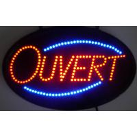 Colorful indoor advertising led illuminated sign Manufactures