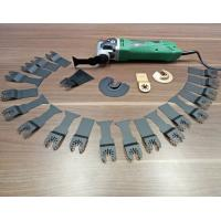 Oscillating Multitool Quick Release Saw Blades Set With Fast Cutting Efficiency Manufactures
