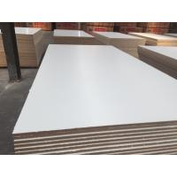 Buy cheap 20mm thick mdf board/cnc router for wood mdf/melamine mdf panels,SNOW white MDF from wholesalers