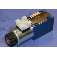 Rexroth 4WE 6 D62/EG24N9K4 MNR:R900561274 Directional spool valves, direct operated, with solenoid actuation Manufactures