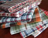 100%cotton yarn dyed fabric Manufactures