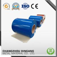Color Coating Aluminium Sheet Roll For Roofing Material 0.1-2.5 mm Thickness Manufactures
