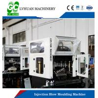 Cosmetic Plastic Injection Blow Molding Machine Energy Saving High Production Manufactures