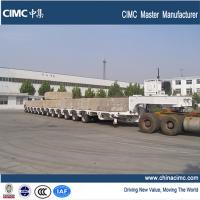 multi-axle hydraulic module trailer 200 tons Manufactures
