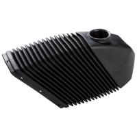 Dust Cover Bellows Rubber Molded Parts Precision Rubber Products Eco Friendly Manufactures