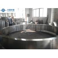 WB36 Carbon Steel Forgings Ring Forged Shaft for Pressure equipment Manufactures