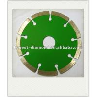 China sinter diamond blade on sale