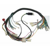 18 AWG Motorcycle Custom Wiring Harness , JST Connector Cable And Harness Assembly Manufactures