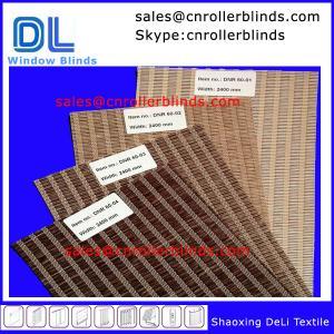 Elegant Nature Roller Blinds for home window decoration Manufactures