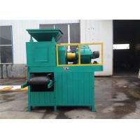 Quality Model 360 3 - 4 t / h Capacity Coal Charcoal Hydraulic Briquetting Machine for sale