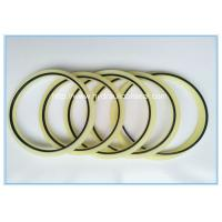 Excavator Spare Parts Rod Buffer Seal Oil Resistance NBR/ PU Material Manufactures