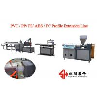 IC Electronic Packaging Tube Making Machine Extrusion Production Line Manufactures
