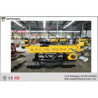 Separated Type Hydraulic Underground Core Drill Rig with Motor Power 75kw Manufactures