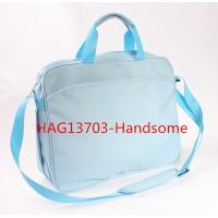 Handheld Personal Computer Bag Bule Color Briefcase-HAG13703 Manufactures