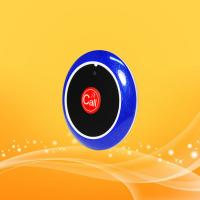Emergency  Button Smart Home Alarm System Wireless Communication With Alarm Host Manufactures