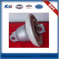 Quality High quality Porcelain dis insulator / suspension insulator at competitive price for sale