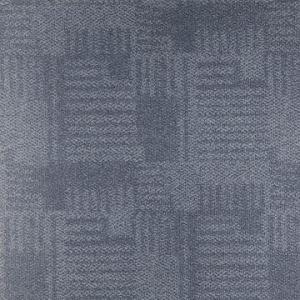 3.0mm 457.2 x 457.2mm Carpet Pattern Vinyl Tile Flooring Manufactures
