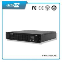 Rack Mount Online UPS for Sensitive Electronic Equipment Manufactures