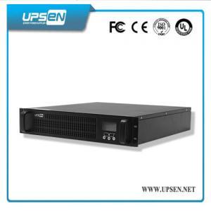 Rack Mount Online UPS for Sensitive Electronic Equipment Manufactures