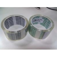 Heat Resistant BOPP Packaging Tape Transparent Arylic For Carton Sealing Manufactures