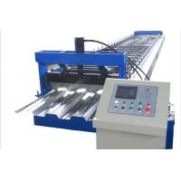 50Hz 45# forging steel corrugated Metal Profile Roof Sheet Forming Machine Manufactures