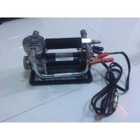 Heavy Duty Black Air Compressor For All Types Of Car Fast Inflation With CE Certificate Manufactures