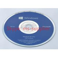 Full Version Microsoft Windows 8.1 Pro Pack 64 Bit Operating System Software For Laptop Manufactures