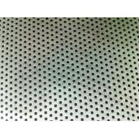 Round Punched SS / Copper Metal Perforated Sheets Aluminium Ceiling Panel Filter Manufactures