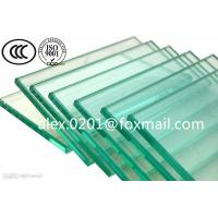 China 8mm tempered glass with best price on sale