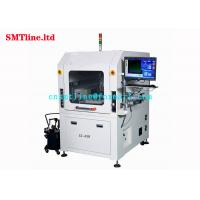 PCB Selective Conformal Coating Machine With Transmission Motor Power 24v DC 3w Manufactures